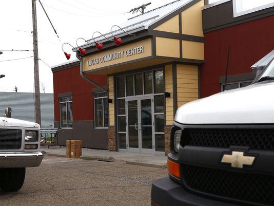 Lucas Community Center makes final funding push