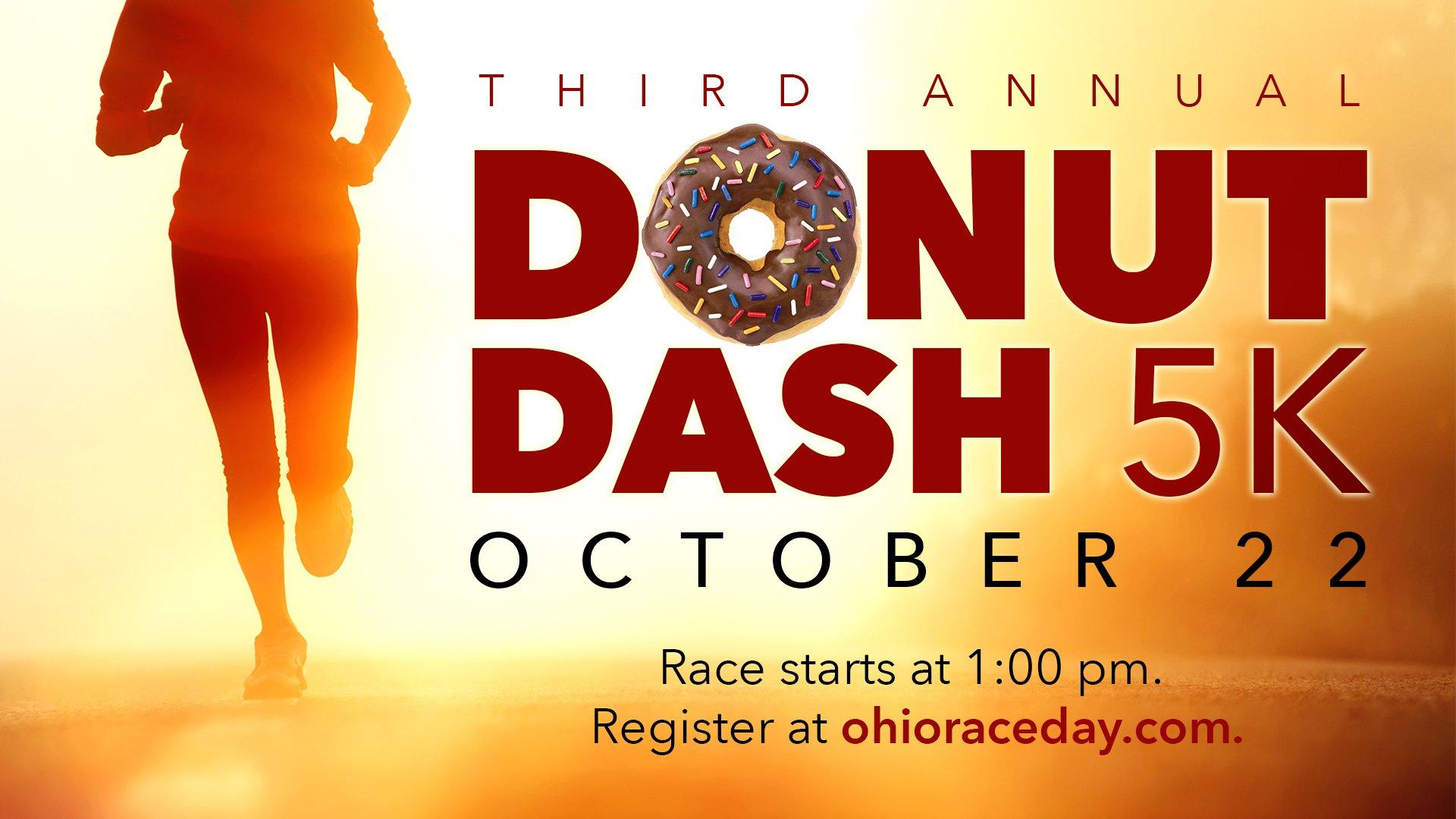 Donut Dash 5K – October 22